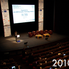 2010 NEM Summit @ Barcelona