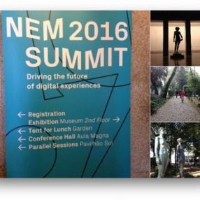 2016 NEM Summit @ Porto